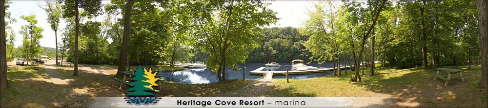 Heritage Cove Resort - Marina
